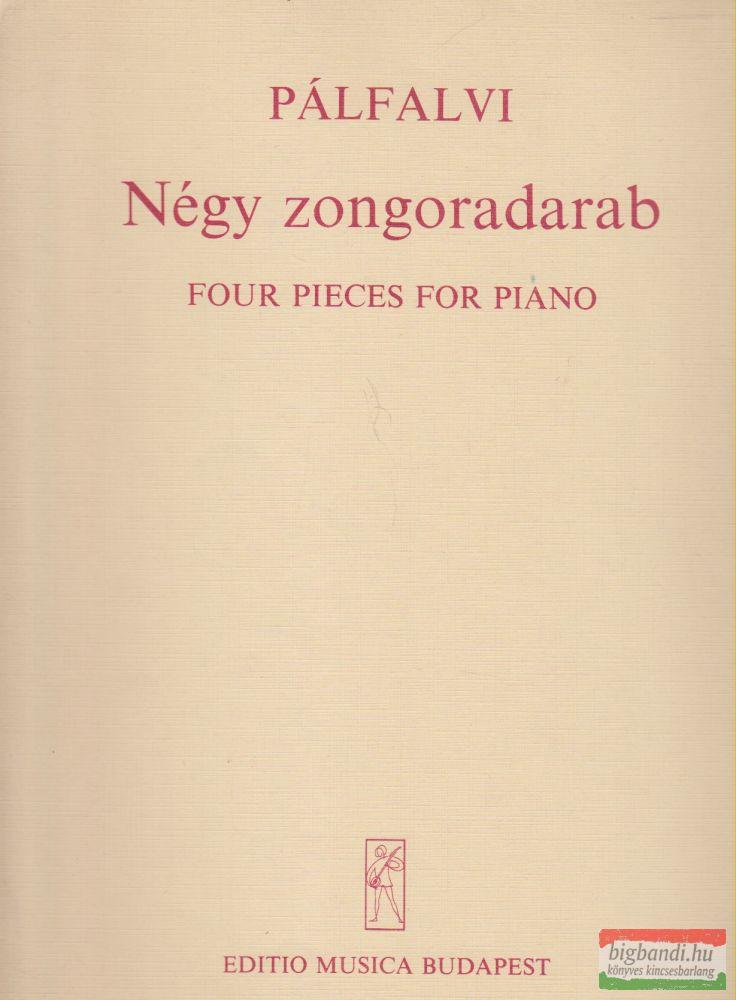 Négy zongoradarab