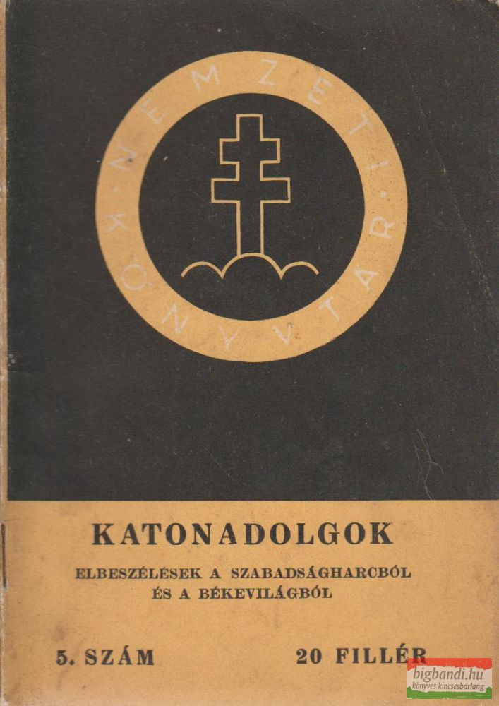 Katonadolog