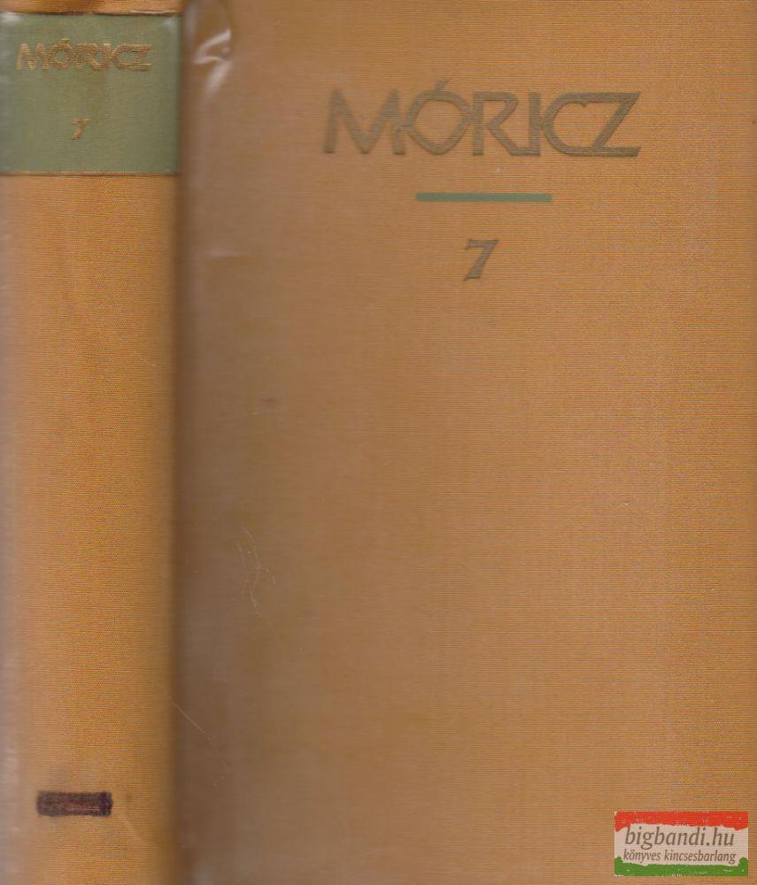 Móricz Zsigmond regényei és elbeszélései 7. - Regények 1935-1940