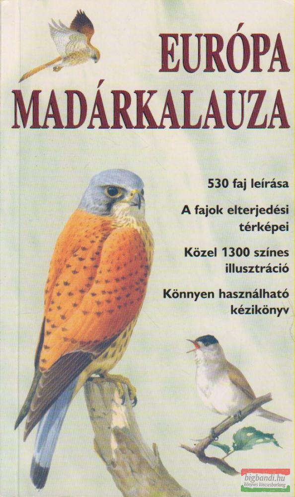 Európa madárkalauza