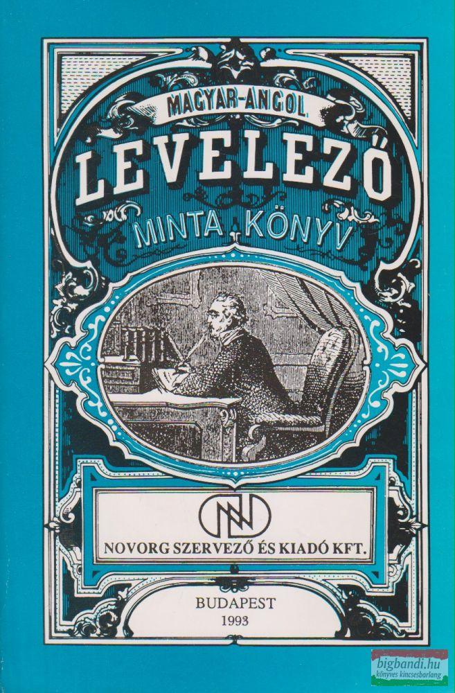 Magyar-angol levelező mintakönyv