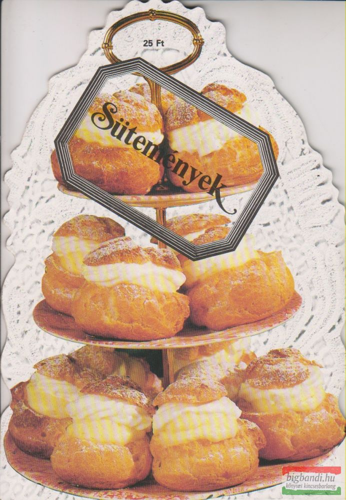 Poós Lászlóné - Sütemények