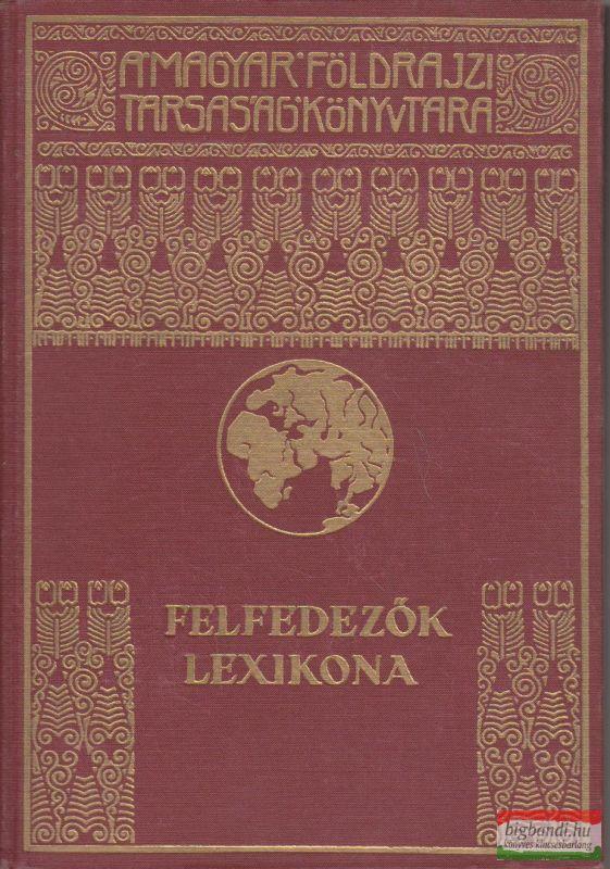 Felfedezők lexikona