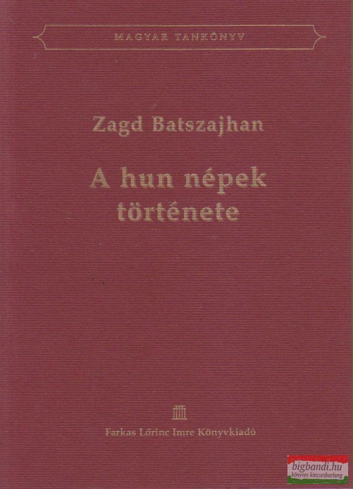 A hun népek története