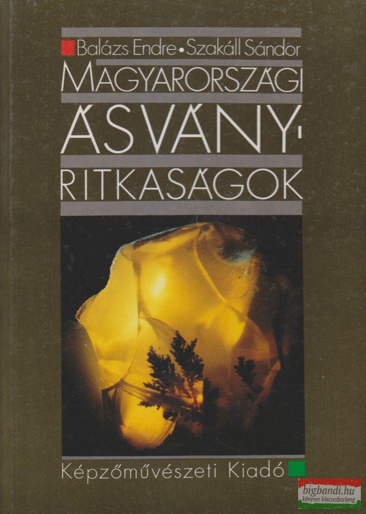Magyarországi ásványritkaságok