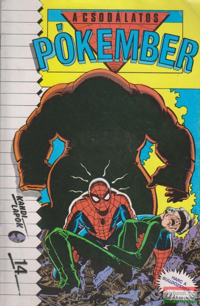 A csodálatos pókember 14.