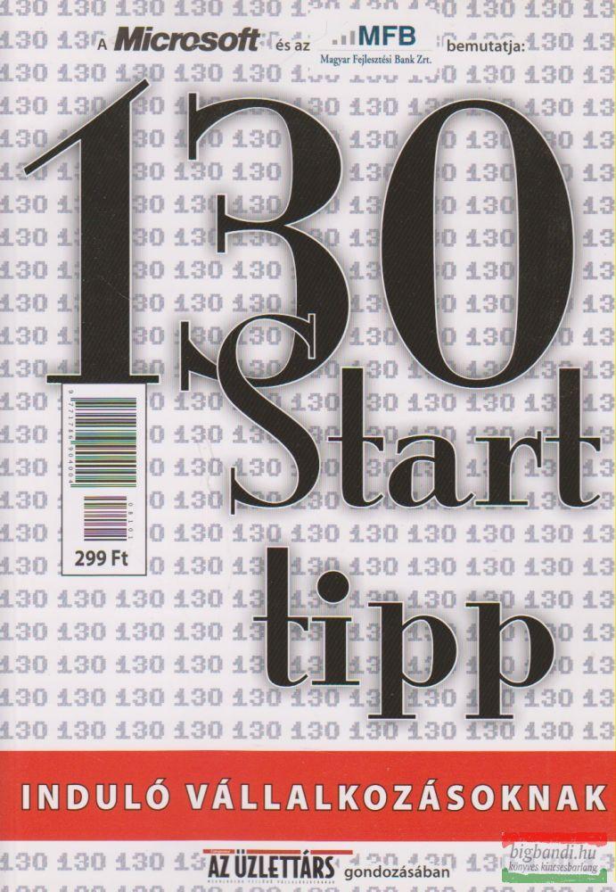 130 Starttipp induló vállalkozásoknak