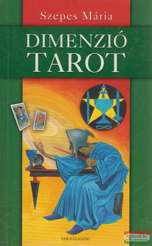 Szepes Mária - Dimenzió tarot könyv