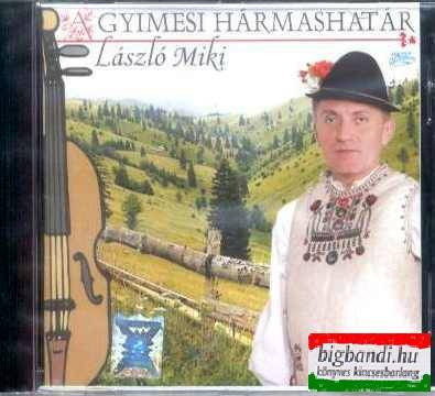 Gyimesi hármashatár CD