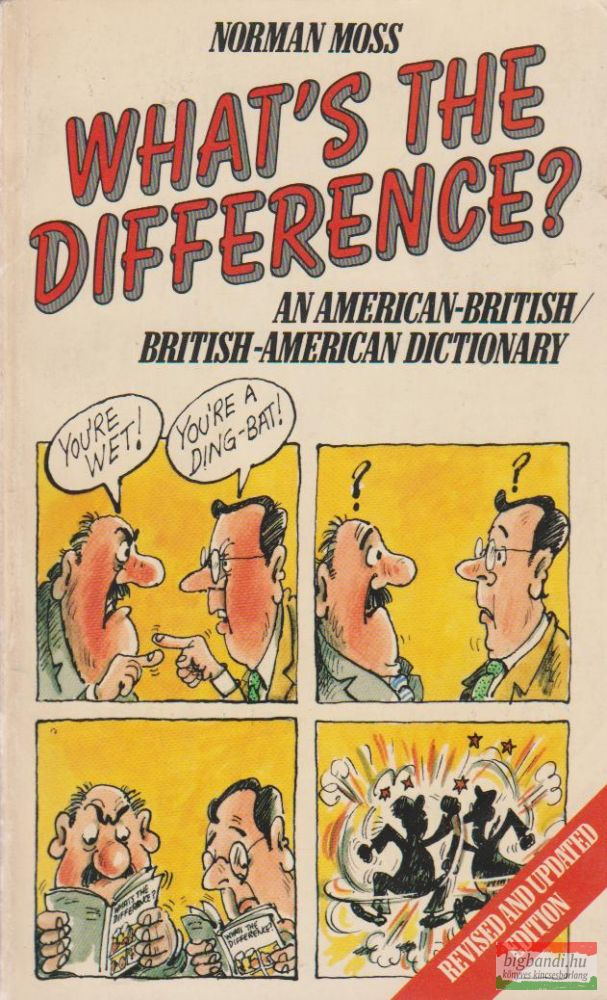 What's the difference? - An American-British / British-American Dictionary