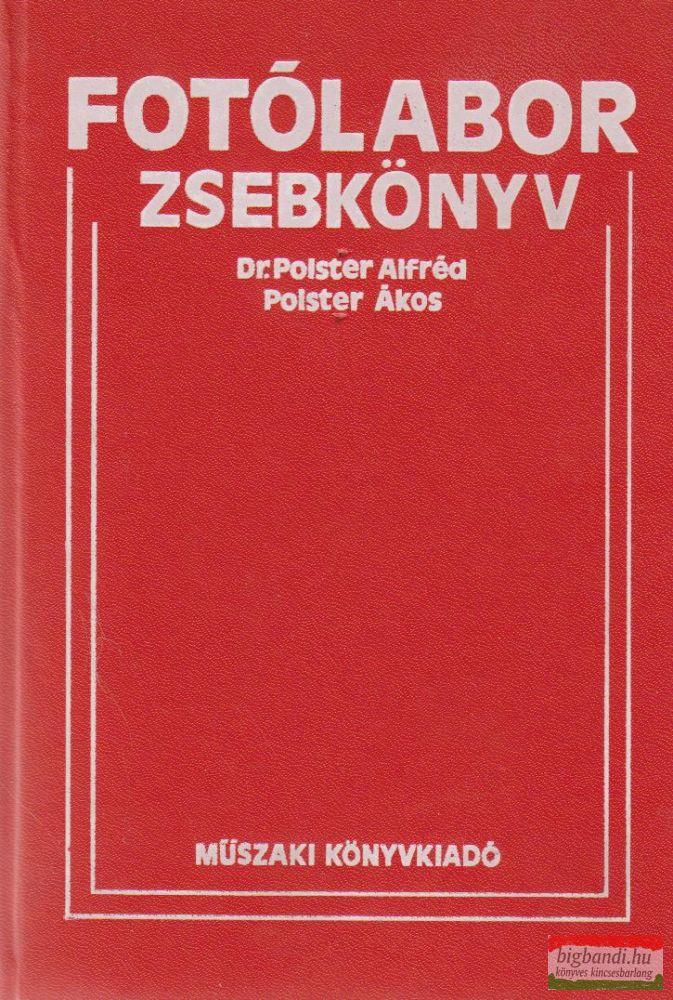 Fotólabor zsebkönyv