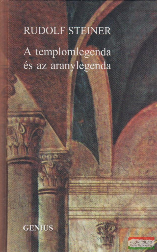 A templomlegenda és az aranylegenda - első kiadás