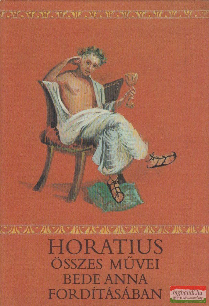 Horatius összes művei