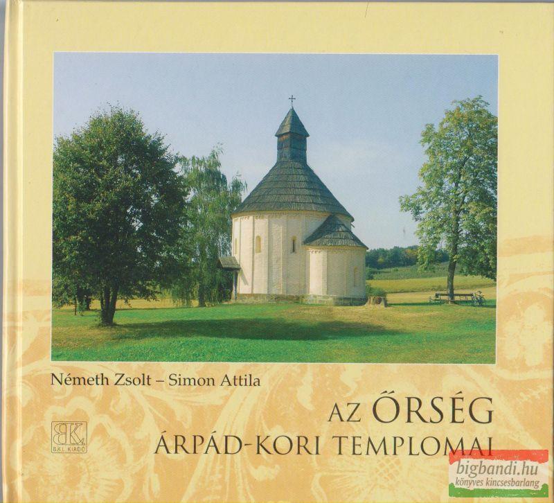 Az Őrség Árpád-kori templomai