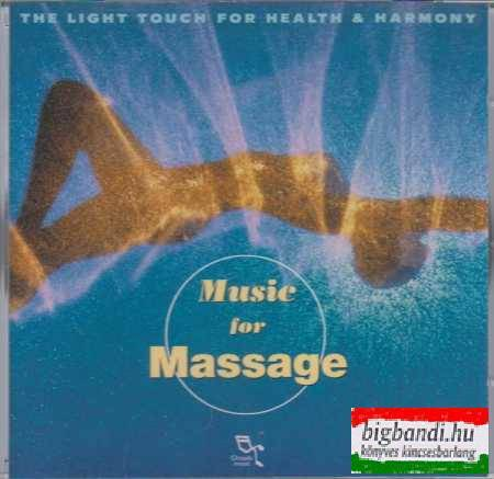 Music for Massage CD