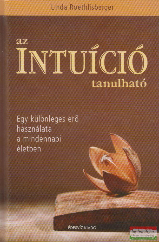 Az intuíció tanulható