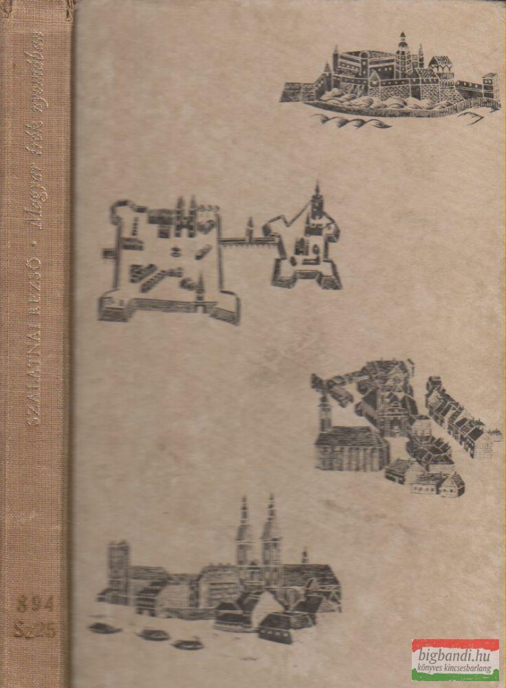 Magyar írók nyomában