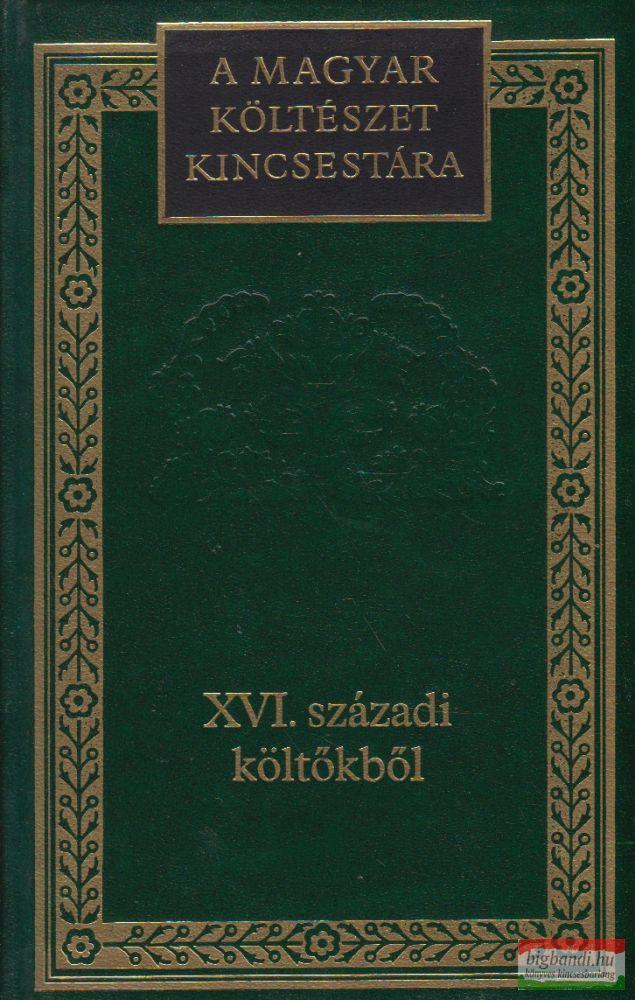 XVI. századi költőkből
