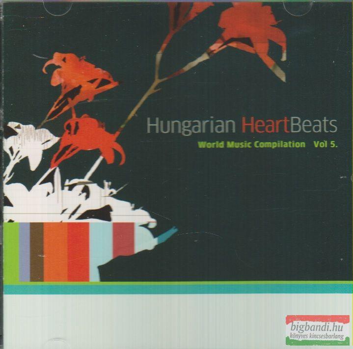 Hangvető válogatás 5. - Hungarian HeartBeats