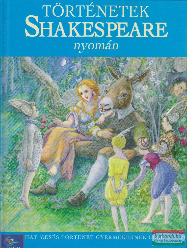 Nicola Baxter - Történetek Shakespeare nyomán