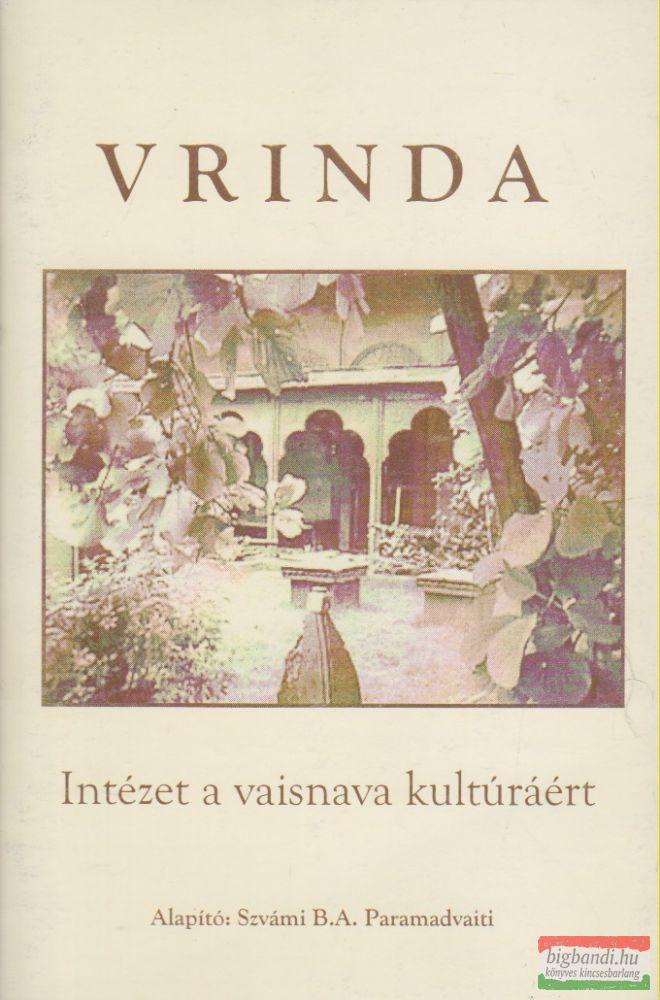 Vrinda - Intézet a vaisnava kultúráért