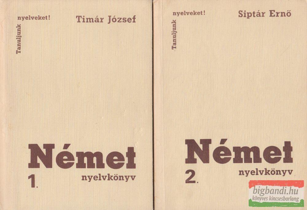 Német nyelvkönyv 1-2.