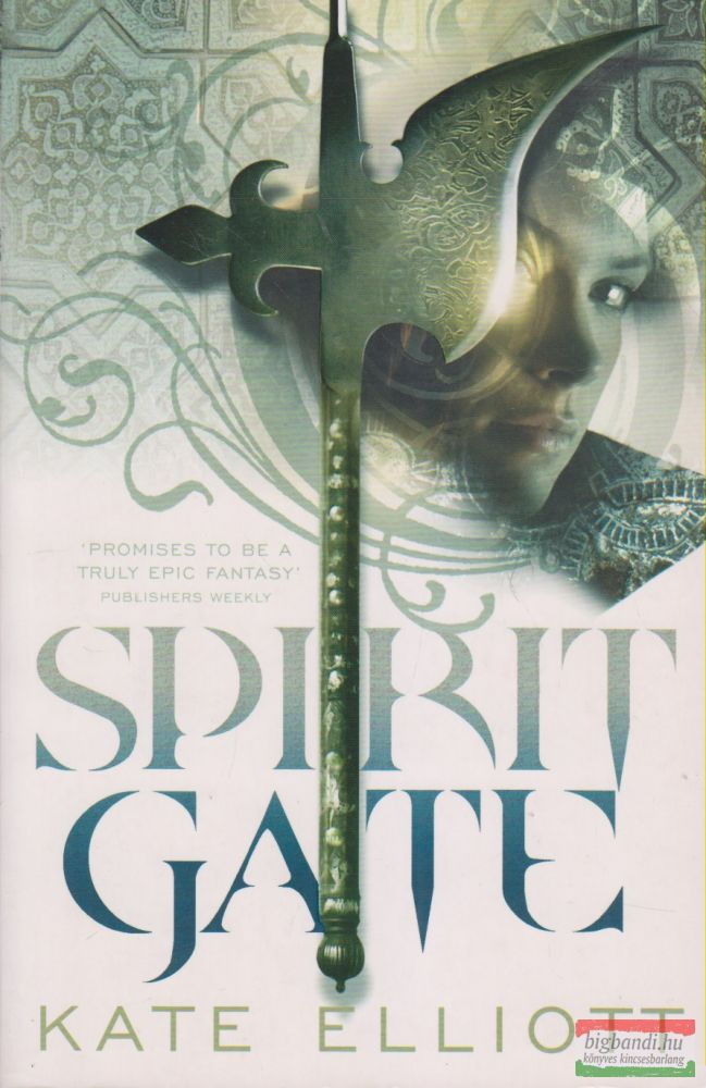 Kate Elliott - Spirit Gate
