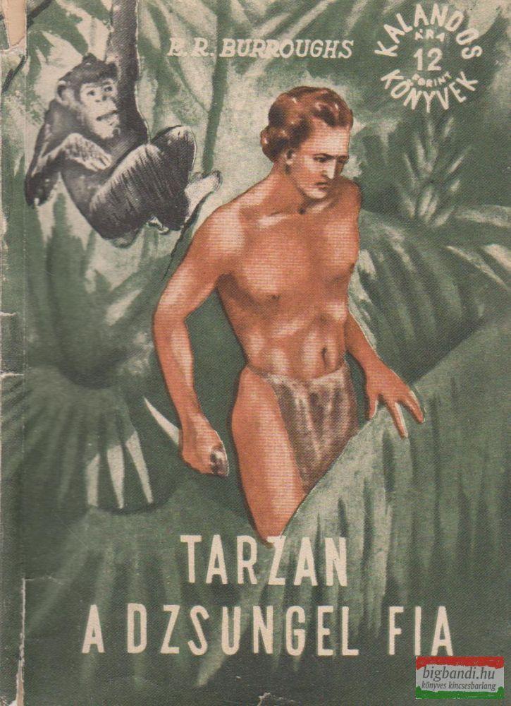 Tarzan a dzsungel fia