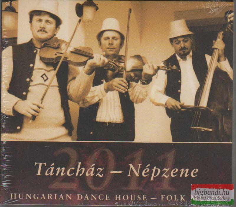 Válogatás: Táncház - Népzene 2011 CD