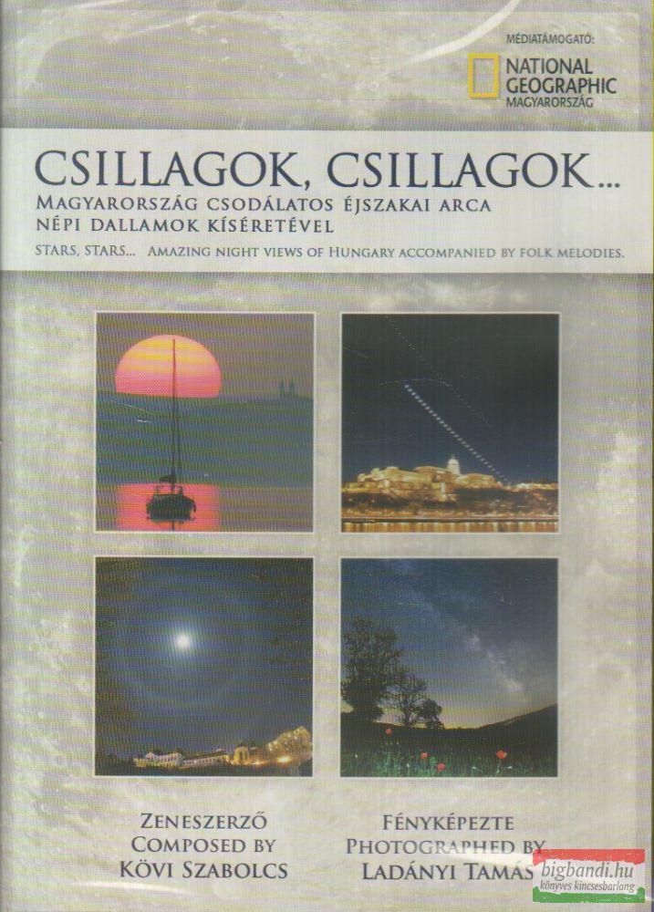 Kövi Szabolcs - Csillagok, csillagok DVD