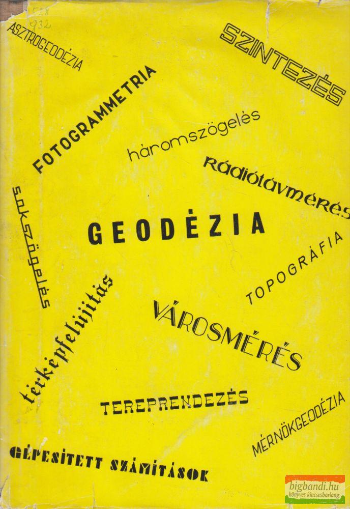 Budapesti Geodéziai és Térképészeti Vállalat kutatási és műszaki fejlesztési eredményei