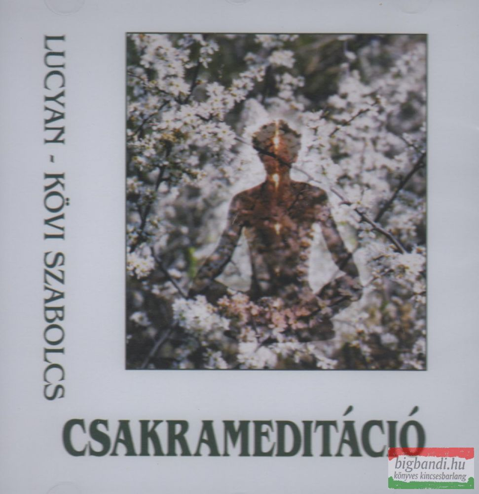 Csakrameditáció CD