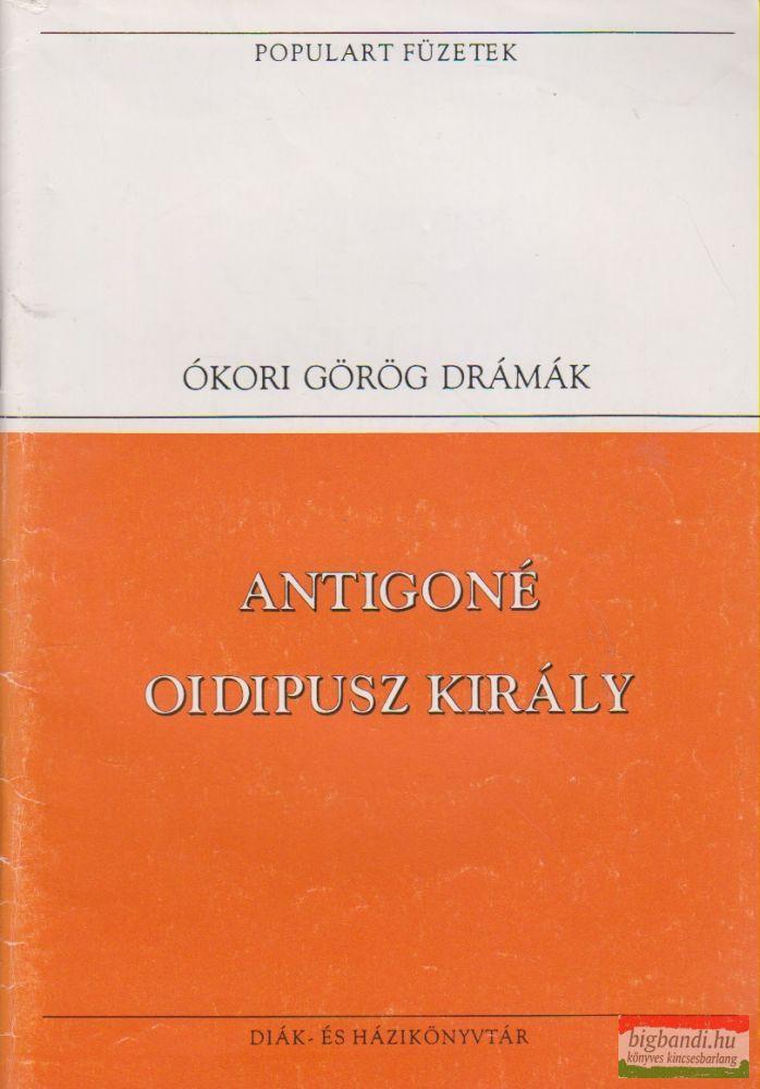 Szophoklész - Antigoné / Oedipus király