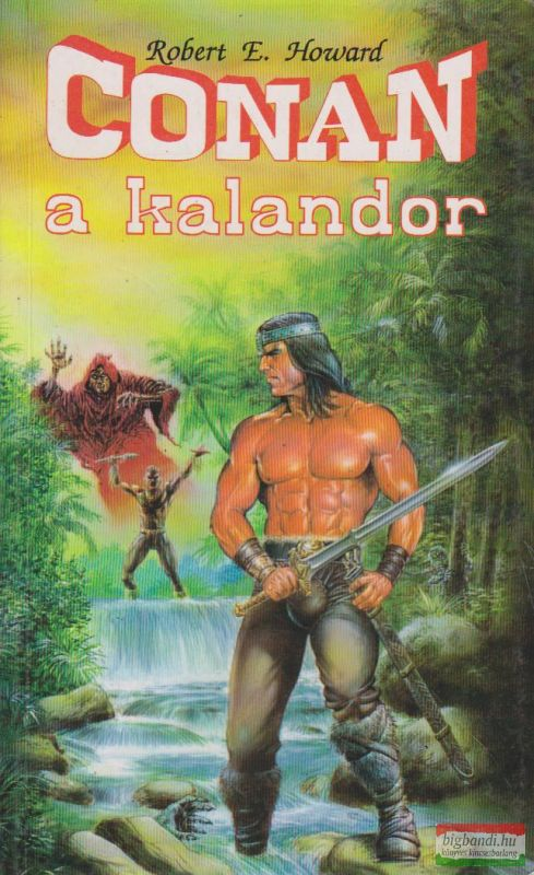 Conan a kalandor