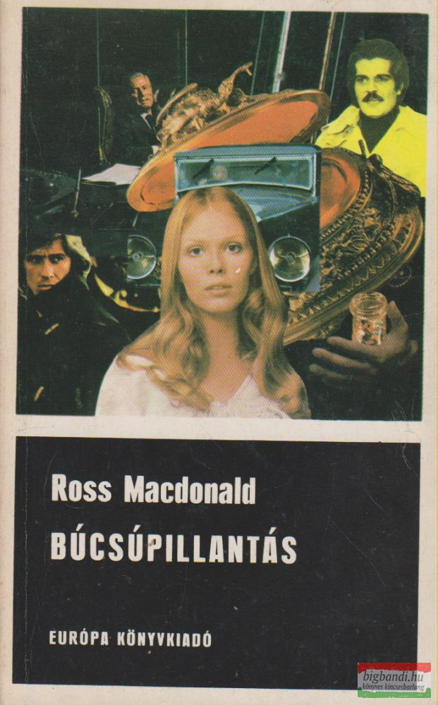 Ross Macdonald - Búcsúpillantás