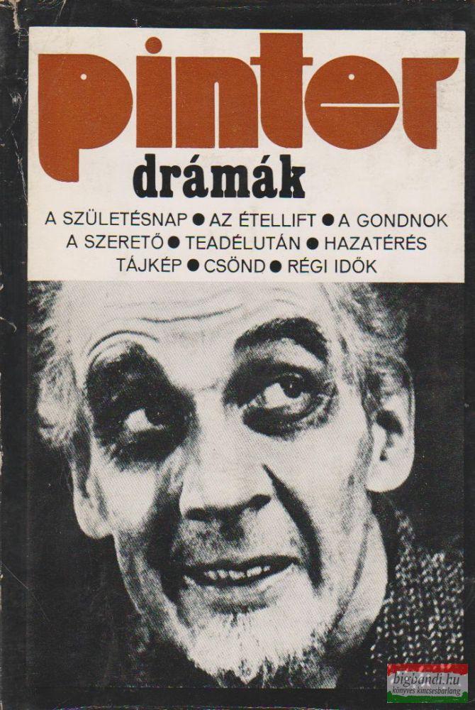 Harold Pinter - Drámák