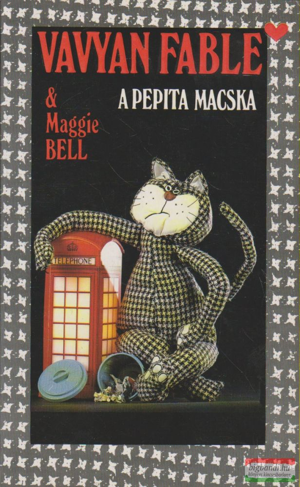 Vavyan Fable, Maggie Bell - A pepita macska