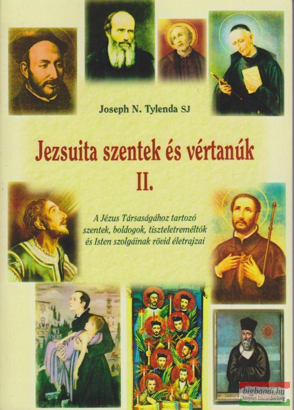 Jezsuita szentek és vértanúk II.