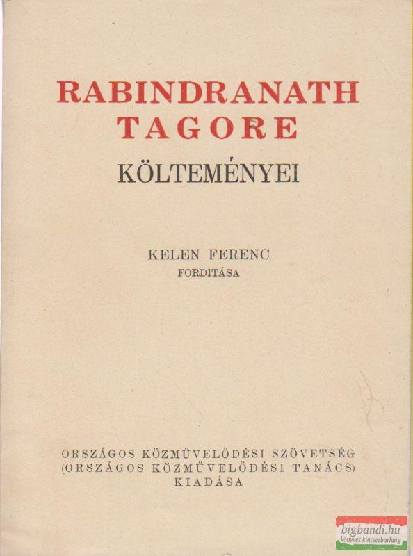 Rabindranath Tagore költeményei