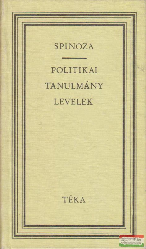 Politikai tanulmány / Levelek