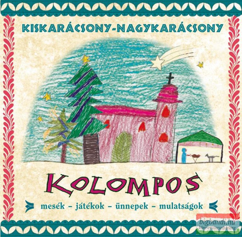 Kolompos: Kiskarácsony - nagykarácsony CD