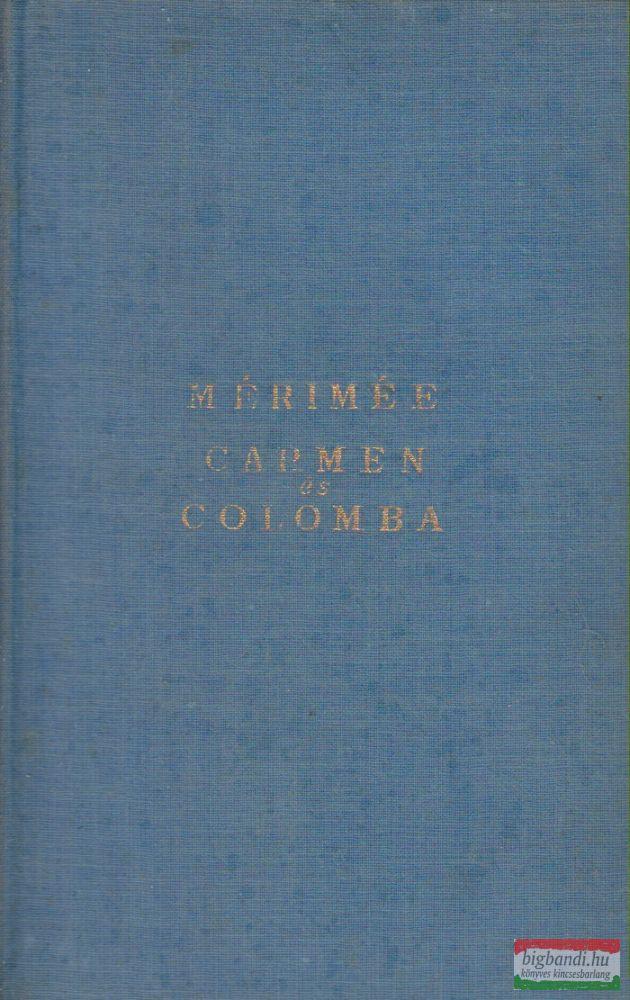 Carmen és Colomba