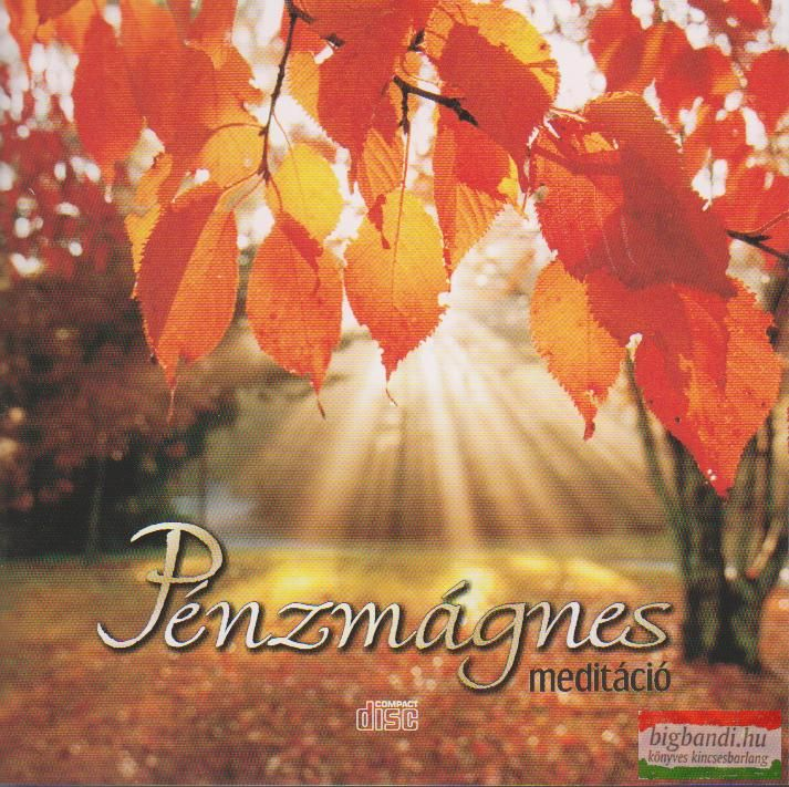 Pénzmágnes meditáció CD