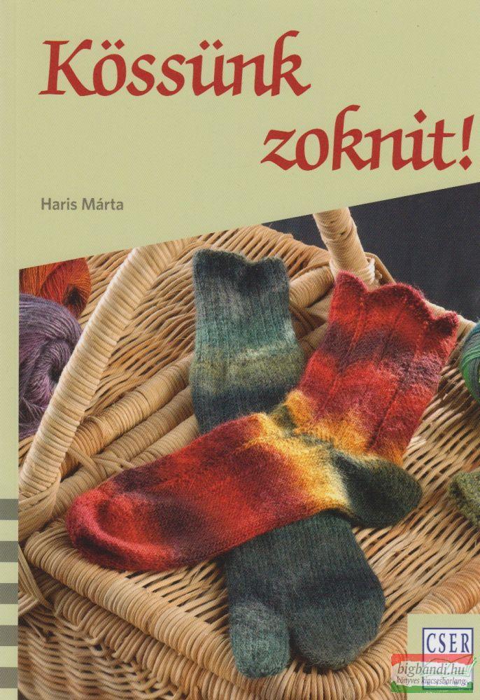 Haris Márta - Kössünk zoknit!