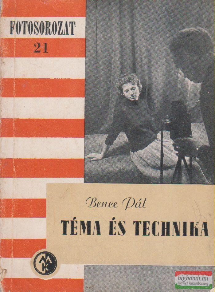 Téma és technika - Fotosorozat 21.