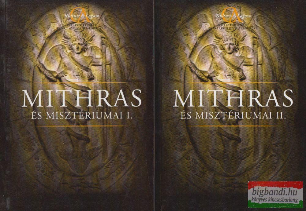 Mithras és misztériumai I-II. kötet