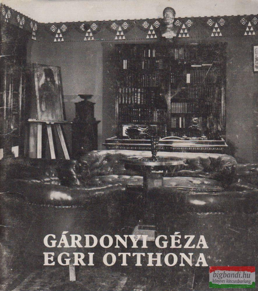 Gárdonyi Géza egri otthona
