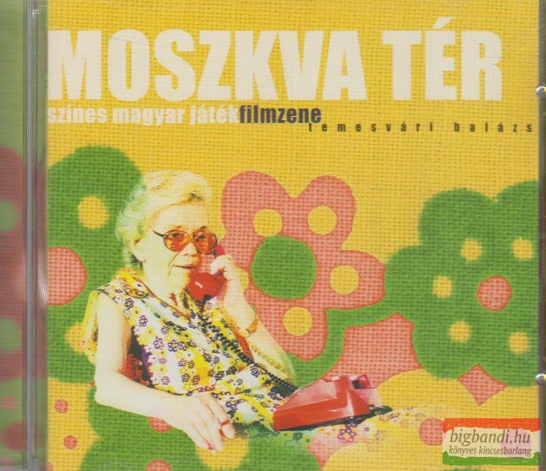 Temesvári Balázs: Moszkva tér - Filmzene CD