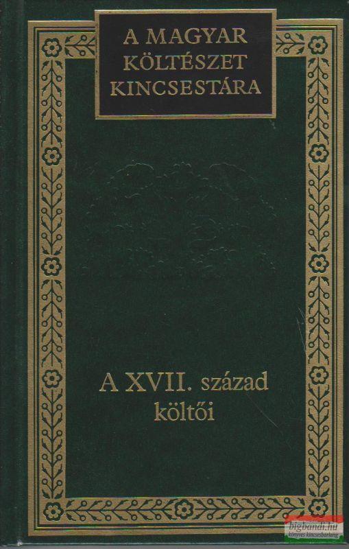 A XVII. század költői