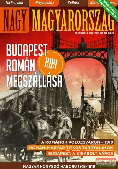 Nagy Magyarország 2012. ősz